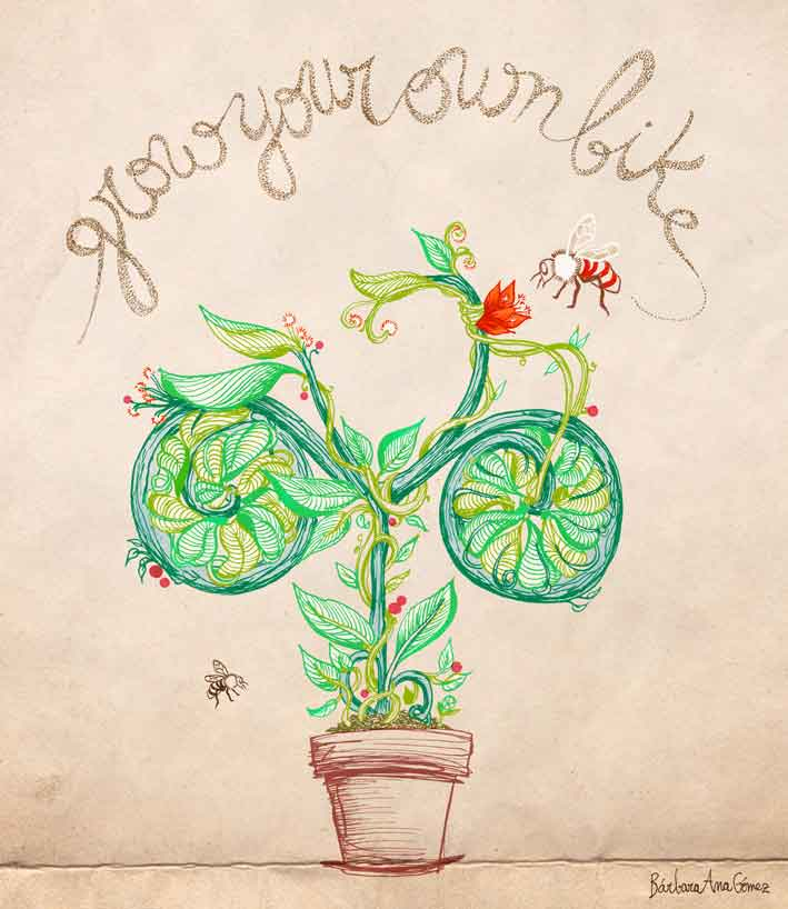 Grow your own bike image