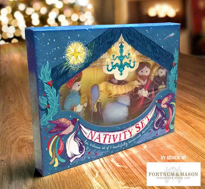 Nativity box image